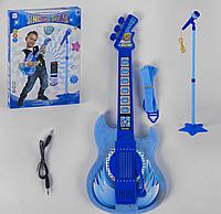 Музыкальные инструменты 776 свет, звук, микрофон, шнур для подключения к телефону
