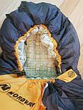 Спальный мешок Nordway Montreal (75 см х 180см+40см), фото 10
