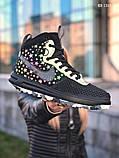 Nike LF1 DUCKBOOT 17 (черные/звездочки) cas, фото 7