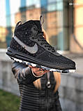 Nike LF1 DUCKBOOT 17 (черные/звездочки) cas, фото 2