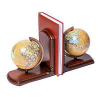 Подставка для книг с глобусами 110 мм. BST 540218