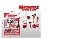 Набор пожарного 828-5 на листе