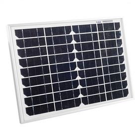 Фотомодуль ALTEK AKM-10(6) монокристаллический солнечная батарея (панель) 10 Вт