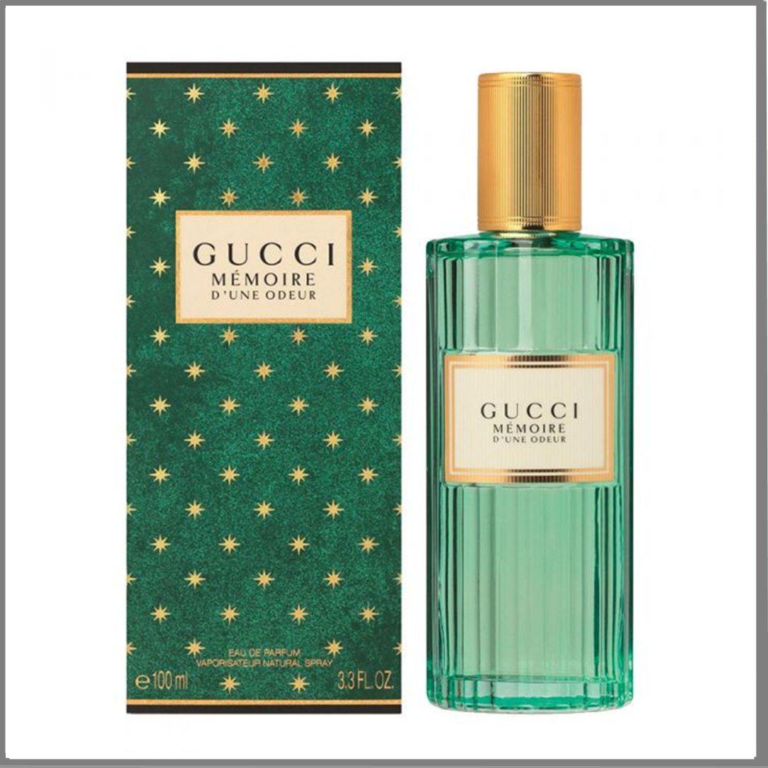 Gucci Memoire D'Une Odeur парфюмированная вода 100 ml. (Гуччи Мемоир Д'Уне Одеур)