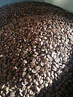 Зерновой, свежеобжаренный кофе, Бразилия Сантос 18скрин 100% Арабика