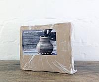 МКФ-2 - натуральная гончарная глина 1 кг