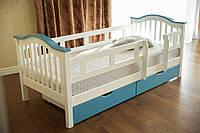 Детская деревянная кроватка Максим