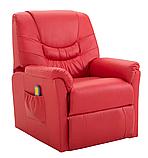 Крісло масажне для відпочинку. Крісло для вітальні, фото 7