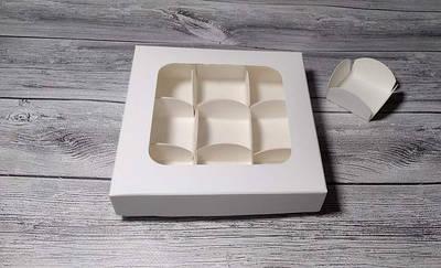 Коробки для цукерок
