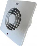 """Вытяжной вентилятор HOROZ ELECTRIC """"СПИРАЛЬ"""" 15W D120мм 220V белый"""