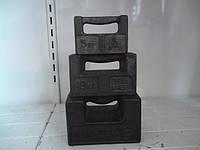 Гири для калибровки, фото 1