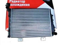 Радиатор охлаждения ВАЗ 2101-2106 ДААЗ