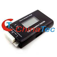Тестер блока питания PC цифровой 20/24 Pin PSU ATX SATA HDD, фото 1