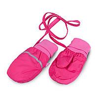 Термоварежки детские. Варежки для девочки TuTu арт 3-005098 (1-2, 2-4 года), фото 1