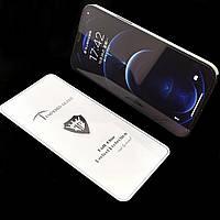 Защитное Full Glue стекло iPhone 12 Pro Max - Полная поклейка