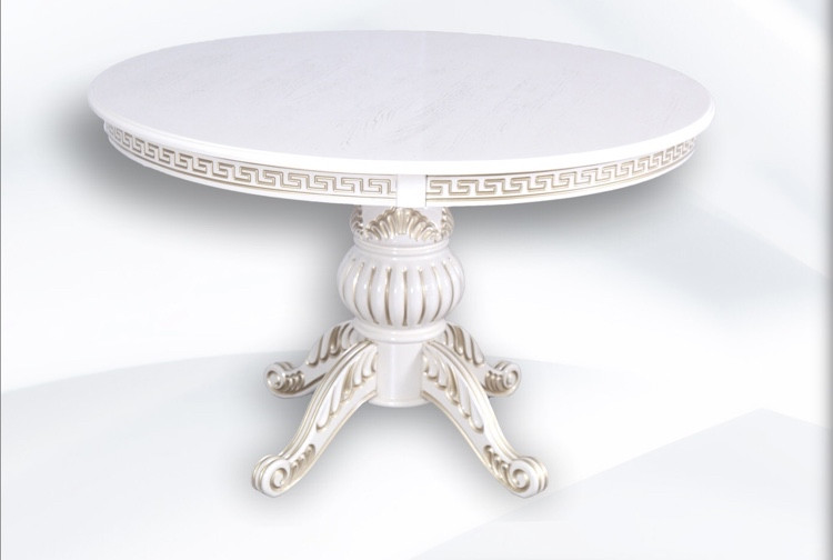 Стол Версаль 110х110 см массив бука