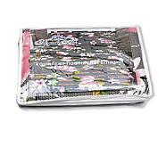 """Семейный комплект (Бязь)   Постельное белье от производителя """"Королева Ночи""""   Цветы на сером и розовом, фото 5"""
