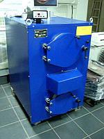 Пиролизный котлёл Мотор Сич 16 кВт (твердотопливные на дровах)                  .