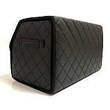 Саквояж с лого в багажник «Jaguar» I Органайзер в авто Черный Ягуар, фото 4
