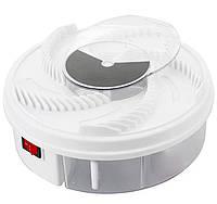 Уничтожитель насекомых, ловушка для мух MOSQUITOES Fly Trap от USB White (3022)