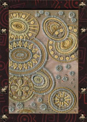 """Набор для вышивания нитками и бисером (креативное рукоделие) """"Ночное созвездие"""", фото 2"""