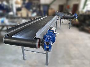 Производим ленточный транспортер разборка транспортеров т4