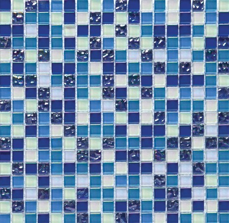 Стеклянно-мраморная мозаика  HCB 02, фото 1