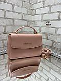 Стильный клатч экокожа качества Люкс арт.0203, фото 3