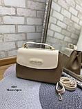 Стильный клатч экокожа качества Люкс арт.0203, фото 9