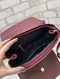 Стильный клатч экокожа качества Люкс арт.0203, фото 5