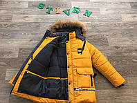 Зимняя  куртка   парка для мальчиков и подростков, фото 1