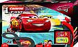 Детский автотрек на дистанционном управлении Carrera First Disney Pixar Тачки 2.4 метра, фото 5