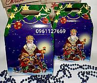 НОВИНКА 2021 ГОДА!Новогодняя коробка на конфеты