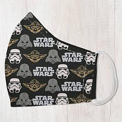Дитяча захисна маска для обличчя Star wars