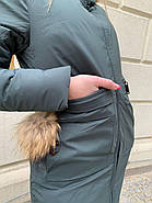 Зимова куртка пальто Visdeer 1951-S31, фото 2