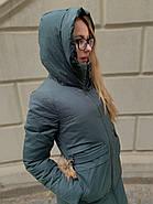 Зимова куртка пальто Visdeer 1951-S31, фото 3