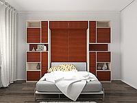 Шкаф-кровать с диваном в гостиную, фото 1