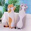 Мягкая игрушка подушка обнимашка кот антистресс, фото 2