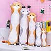 Мягкая игрушка подушка обнимашка кот антистресс, фото 6