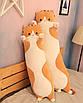 Мягкая игрушка подушка обнимашка кот антистресс, фото 5