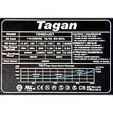 ОЧЕНЬ НАДЕЖНЫЙ БЛОК Питания из ГЕРМАНИИ ATX TAGAN на 480 W  24+4 (+8pin) разъем на процессор c ГАРАНТИЕЙ, фото 2