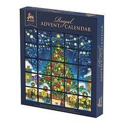 Подарочный набор чая Ричард Адвент календарь в пирамидках