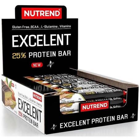 Протеиновый батончик Nutrend Excelent Protein Bar, фото 2