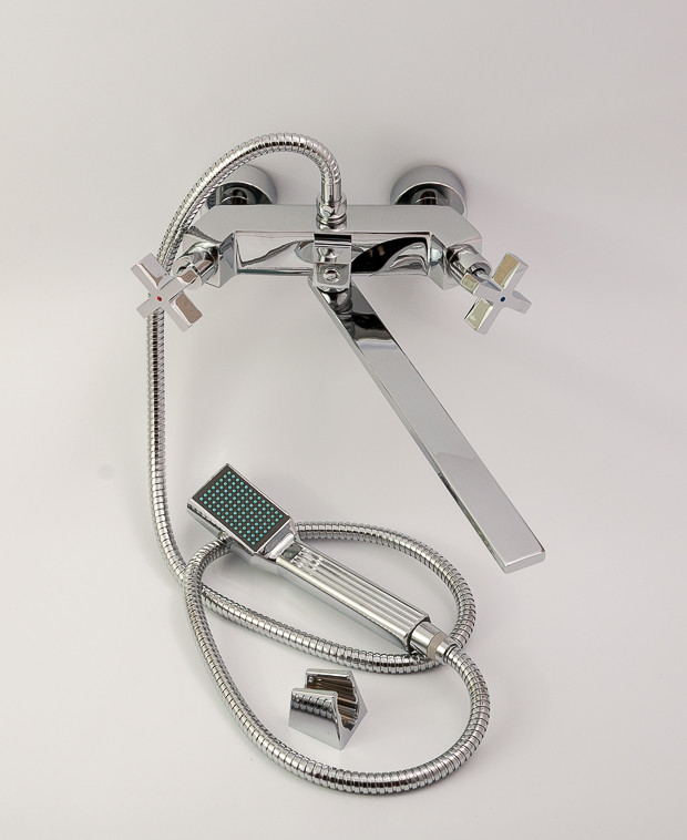 Змішувач для ванни Haiba Bergus 006-U euro
