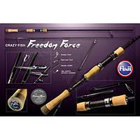 Freedom Force FF692ULT удилище Crazy Fish