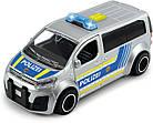 Автомобиль SOS. Полиция Ситроен со звуковыми и световыми эффектами Dickie toys 3713010, фото 5