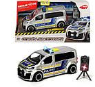 Автомобиль SOS. Полиция Ситроен со звуковыми и световыми эффектами Dickie toys 3713010, фото 6