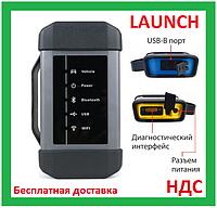 Адаптер, для грузовых автомобилей, мультимарочный, сканер грузовой,  для грузовиков, Launch X-431 HDIII