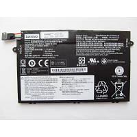 Аккумулятор для ноутбука Lenovo ThinkPad E580 01AV445, 4120mAh (45Wh), 3cell, 11.1V, Li-ion (A47415)