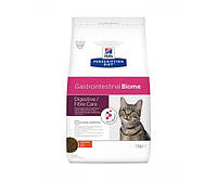 Hill's Prescription Diet Gastrointestinal Biome корм для кошек с курицей 5 кг